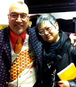 AAAS Institute Website June 2014 Upload Tribute Fred Ho and Margo Machida
