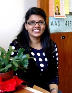 2013 Hira Jain Scholar FARIYA NAZ