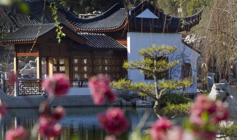 Asian American Pagoda
