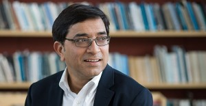 Ashutosh Varshney / 2016 Joshi Lecture Speaker