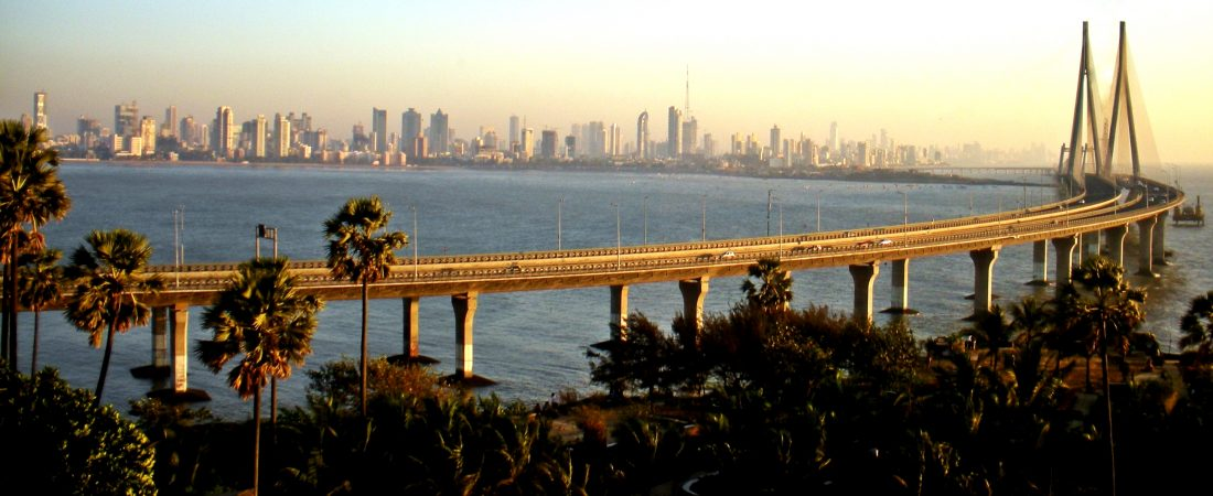 View from Bandra India