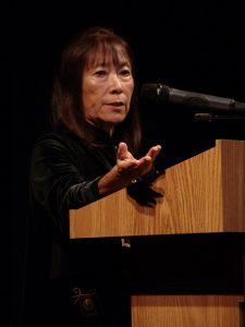 Asian American Poet AMY UYEMATSU
