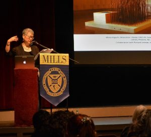 Margo Machida Invited Lecture Mills College Fall 2016