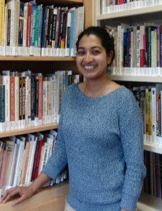 2017 Hira Jain Scholar Graduate Student