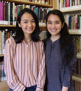2017 Hira Jain Scholars Undergraduate Prize Winners