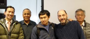 EXECUTIVE ORDER 9066 at 75 Guest Lecture by Greg Robinson in Asian American Cultural Center